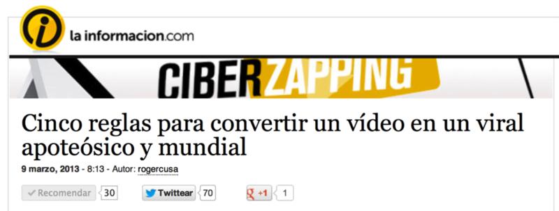 Banner video viral mundial