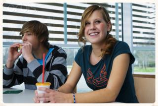 Food and teens